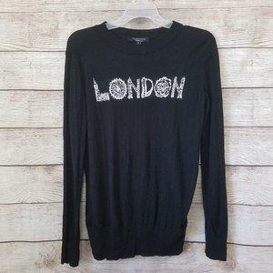 Thakoon Designnation London Crewneck Sweate rS